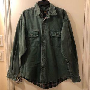 Eddie Bauer Shirt Jacket